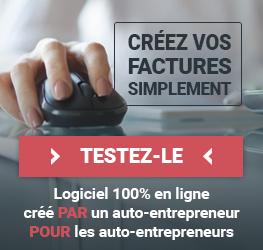Logiciel 100% en ligne créé PAR un auto-entrepreneur POUR les auto-entrepreneurs, testez-le !