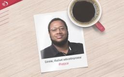 Gérome, étudiant et auto-entrepreneur