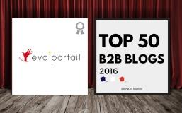 Evo'Portail élu meilleur blog B2B 2016 pour les auto-entrepreneurs