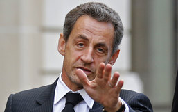 Nicolas Sarkozy attaque les auto-entrepreneurs