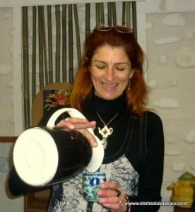 Kary Potter au pays des mélanges et des dégustations